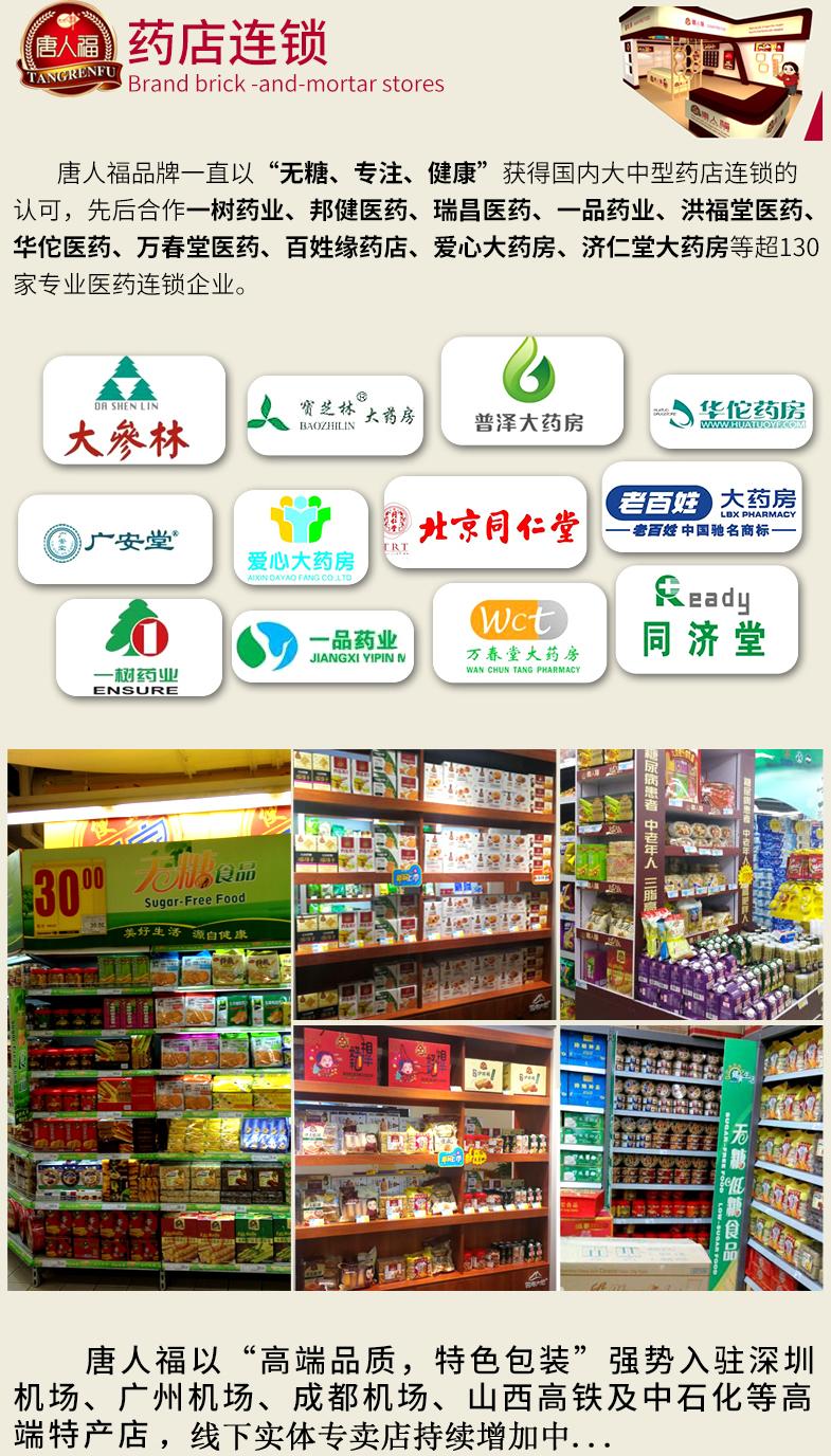 唐人福药店销售