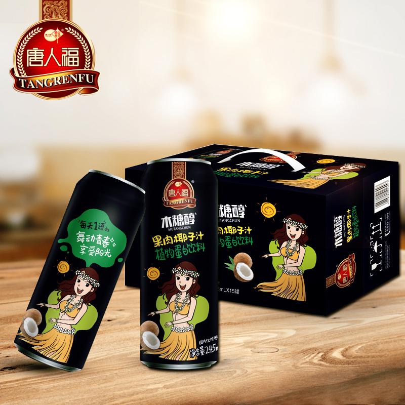 木糖醇椰子汁