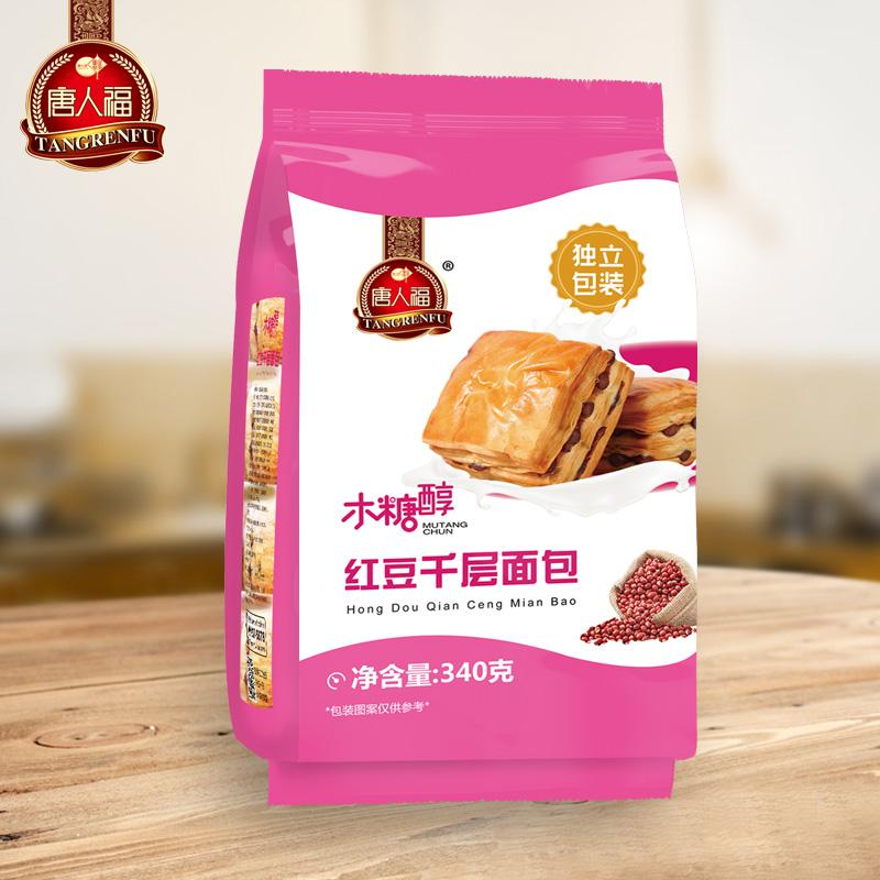 木糖醇红豆千层面包-糖尿病人糕点